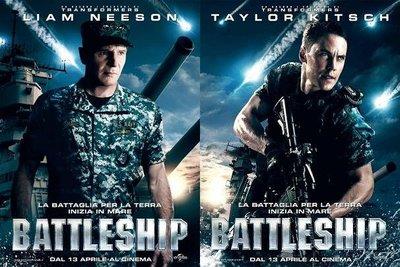 'Battleship', nuevos carteles y tráiler definitivo de la adaptación de 'Hundir la flota'