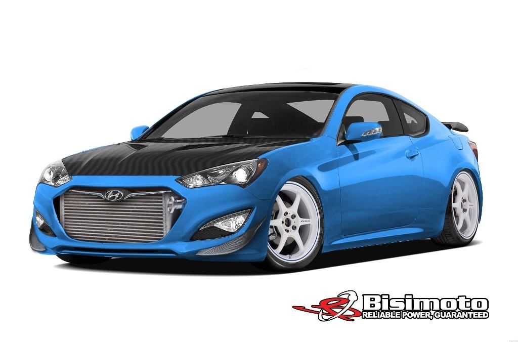 Foto de Hyundai Genesis Coupé Bisimoto (2/18)