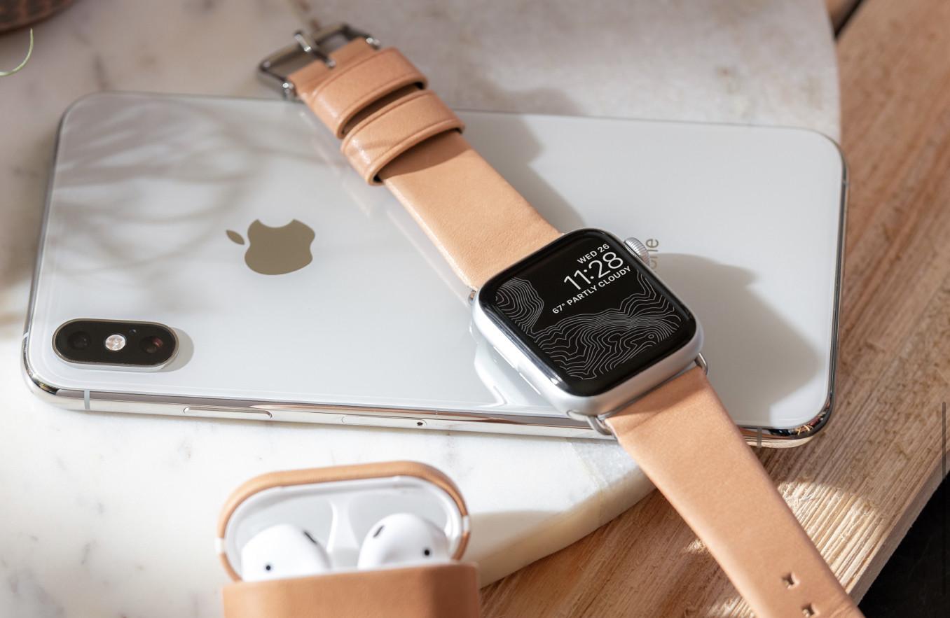 Apple lanza nuevas fundas y correas para iPhone y Apple Watch