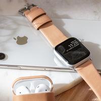 NOMAD lanza una nueva colección de cuero con correas para el Apple Watch y funda para los AirPods