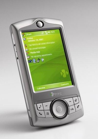3GSM: HTC P3350, nuevo móvil