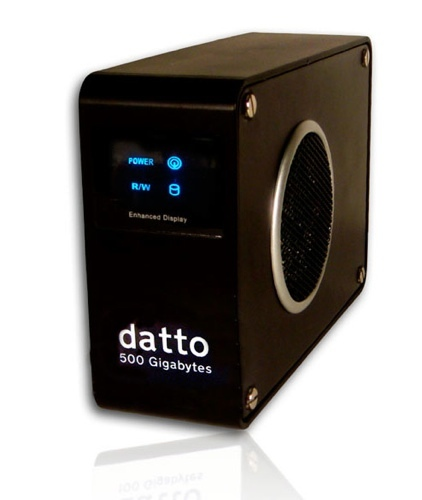 Datto NAS, disco externo con copias de seguridad en Internet