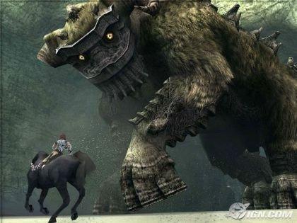 Shadow of the Colossus: quedan ocho días