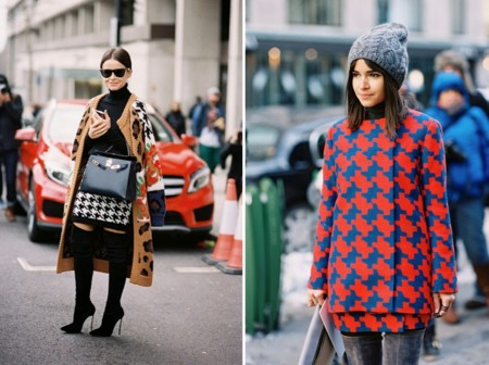 Miroslava Duma Fashion Week Look 5