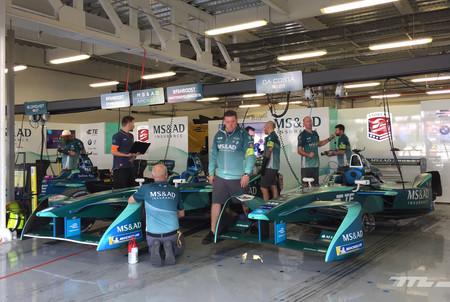 Bmw Formula E Mexico City