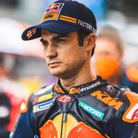 Dani Pedrosa no quiere volver a correr una carrera de MotoGP como 'wild card', según afirman desde KTM