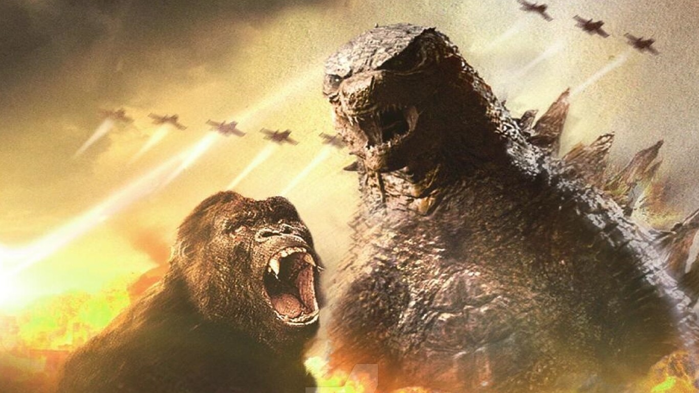 """everything we know about the MonsterVerse """"Godzilla vs. Kong""""2021!"""