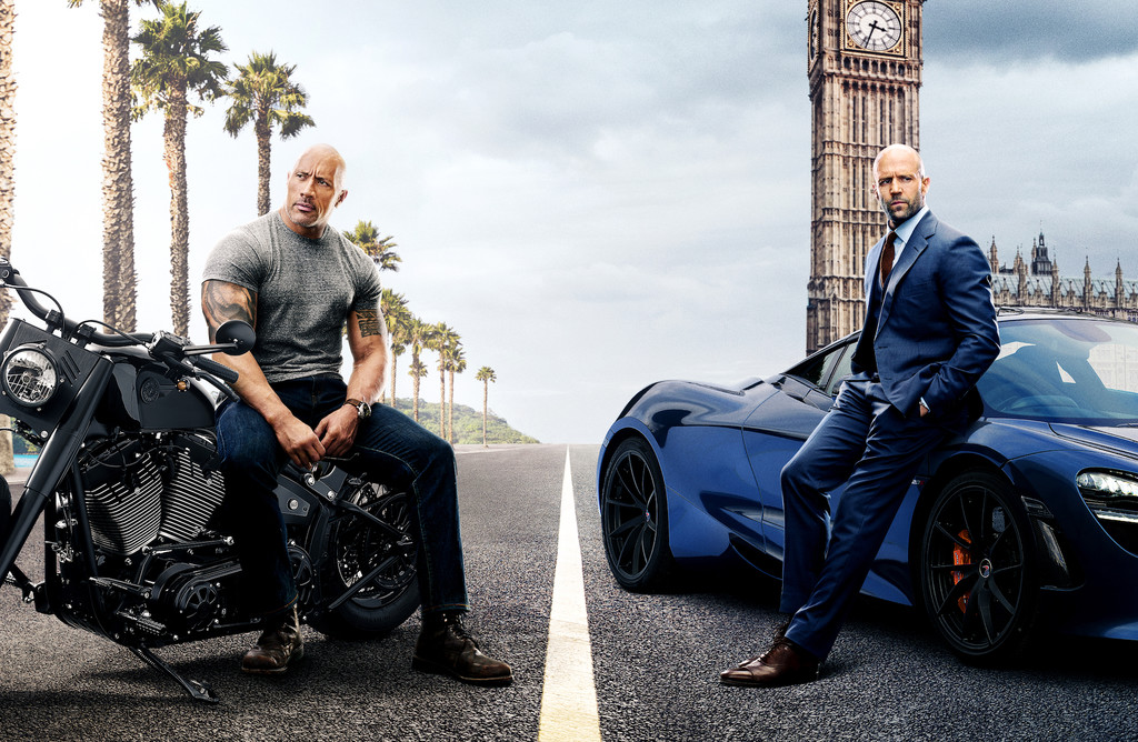 'Fast & Furious: Hobbs & Shaw', una simpática fantasmada apoyada en el carisma de Dwayne Johnson y Jason Statham
