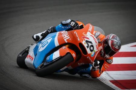 Augusto Fernández confirmado como sustituto de Héctor Barberá hasta final de temporada en Moto2