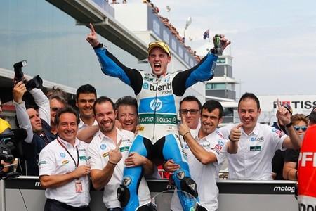 MotoGP Australia 2013: Pol Espargaró recupera el liderato de Moto2 con una victoria