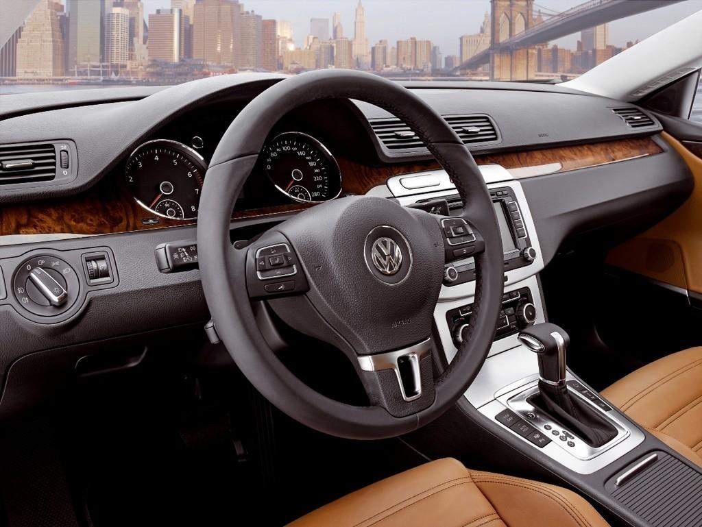 Foto de Volkswagen Passat CC (8/9)