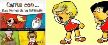 """""""Canta con las series de tu infancia"""", un CD y DVD para papás e hijos"""