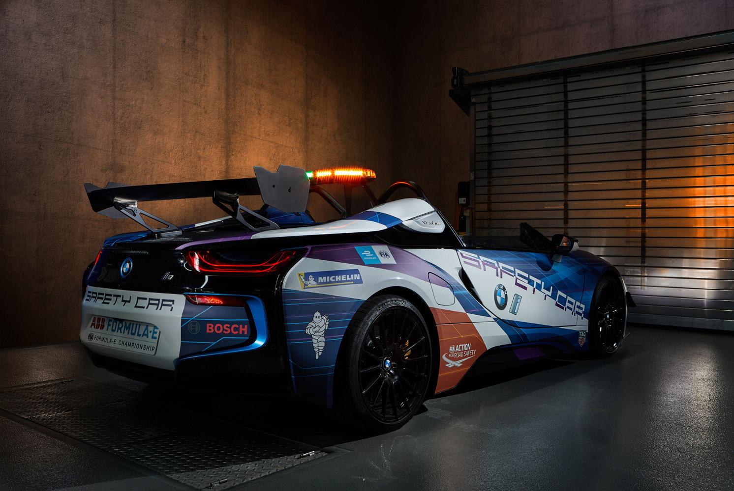 Foto de BMW i8 Roadster Formula E Safety Car (2/9)