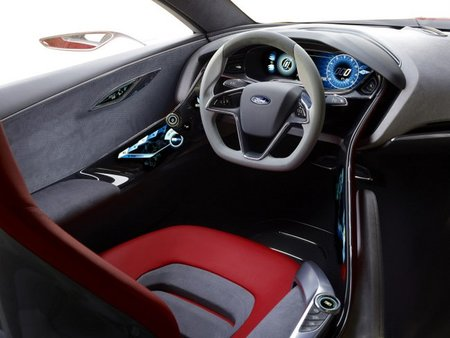 Ford Evos 5