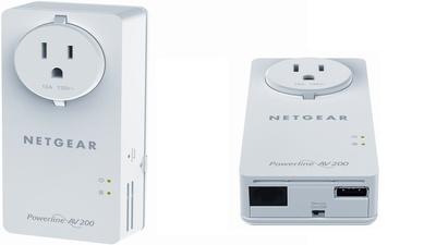 NetGear XAUB2511, el nuevo PLC mejorado capaz de compartir música y conexiones USB en red