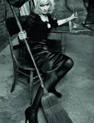 Foto de Madonna para Dolce & Gabbana. Todas las imágenes de la campaña Primavera-Verano 2010 (6/11)