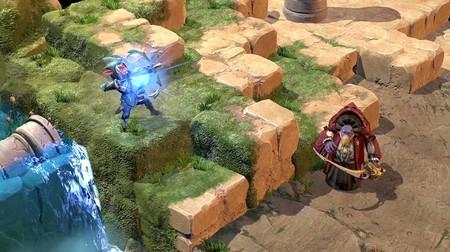 Cristal Oscuro: La era de la resistencia: el mundo fantástico de Jim Henson llega a consolas, PC y Mac en clave de Tactics [E3 2019]
