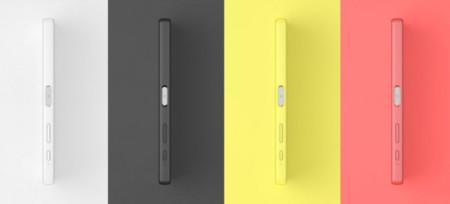 Xperia Color Z5 Compact