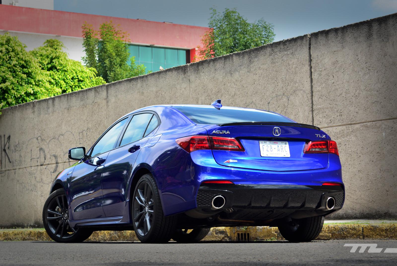 Foto de Acura TLX A-Spec (Prueba) (4/19)