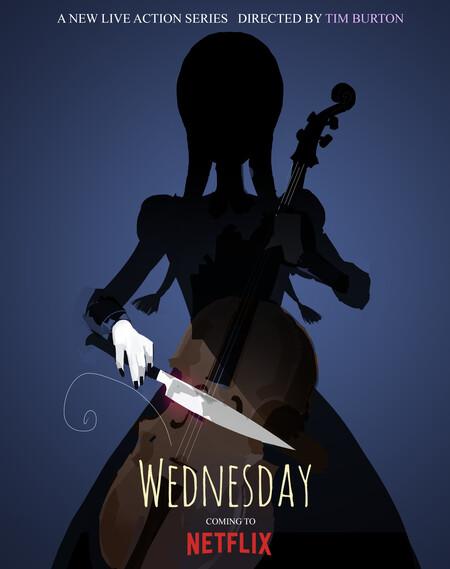 Todo lo que sabemos sobre 'Wednesday', la primera serie de Tim Burton en Netflix con Catherine Zeta-Jones y Jenna Ortega