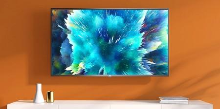 """El televisor 4K de Xiaomi, con Android TV, hoy tiene un descuento brutal: Mi TV 4S 43"""" en oferta por 254 euros"""