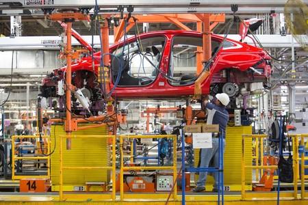 Fabrica En Mexico De Autos