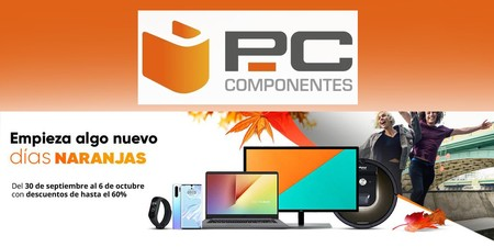Las mejores ofertas de los Días Naranjas de PcComponentes: portátiles Lenovo o HP, smartphones Xiaomi o aspiradoras Dyson a precios rebajados