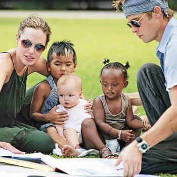 Angelina Jolie quiere que le recuerden por ser buena madre ¿Y tu?