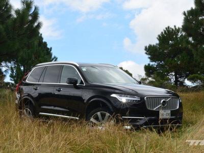 Probamos la Volvo XC90. No es tan buena como cuentan... es mejor