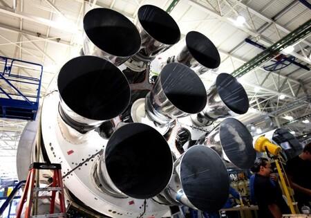 Un excedente de laca en las válvulas, el culpable de que el Falcon 9 se haya quedado en tierra más de un mes