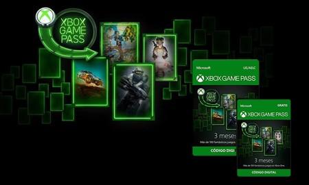 Por lo que cuesta la suscripción de 3 meses a Game Pass para Xbox, te llevas 3 meses gratis ahora, en Amazon