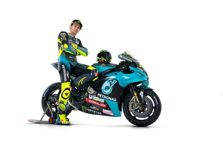 Rossi Petronas Motogp 2021