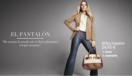 Inauguramos primavera en H&M con prendas años 70