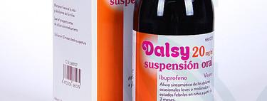 ¿No consigues Dalsy? Qué alternativas tienes ante su desabastecimiento en farmacias