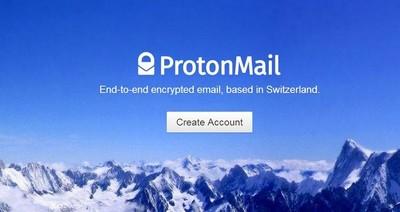 ProtonMail, un servicio de correo cifrado ubicado en Suiza y con origen en el CERN