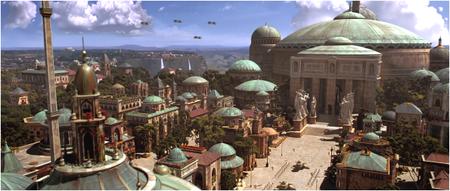 Starwars Escenarios