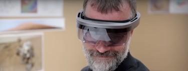 Aparecen nuevos datos sobre unas posibles HoloLens 2 que podrían llegar con la próxima gran actualización de Windows 10