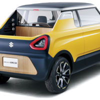 Suzuki Mighty Deck: un mini prototipo, rumbo a Tokio