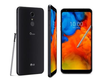 LG Q Stylus llega a México: a la caza de la gama media con gran pantalla, resistencia al agua y stylus, este es su precio