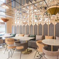 Lateral inaugura nuevo restaurante en Córdoba inspirado en la cultura hispano árabe y diseñado de nuevo, por Alejandra Pombo
