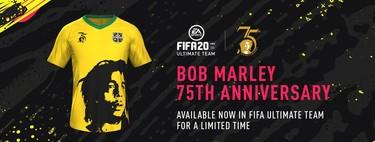 Guía FIFA 20: cómo conseguir la equipación de Bob Marley 75th Anniversary para FUT20