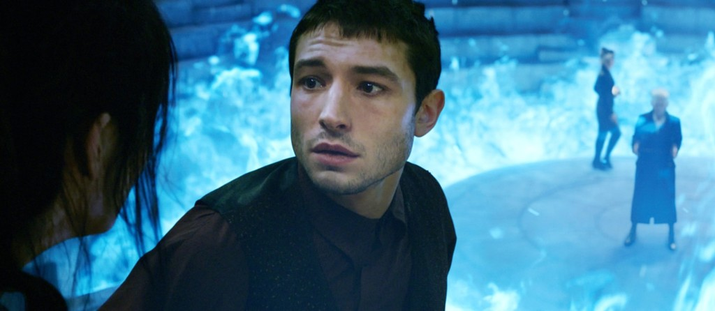 Ezra Miller talks about the end of