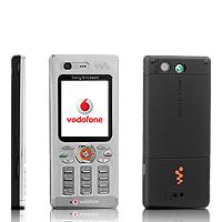 Sony Ericsson W880i con puntos Vodafone