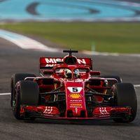 De profesión: probador del equipo Ferrari. Uno de tantos