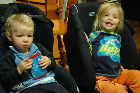 Es hora de conocer errores cometidos en la instalación de sillas infantiles, para así aumentar la seguridad de los niños