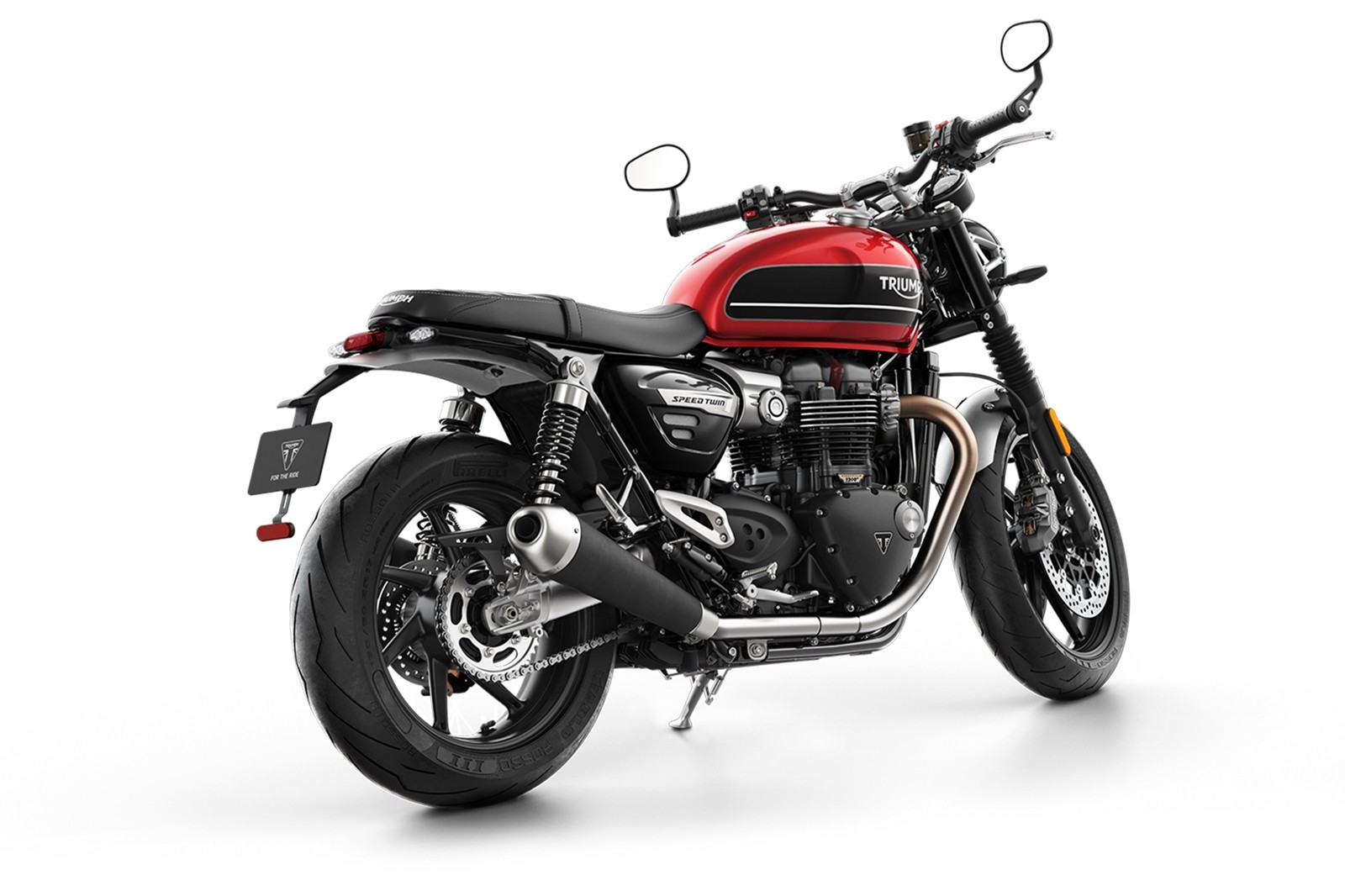 Foto de Triumph Speed Twin 2019 (7/37)