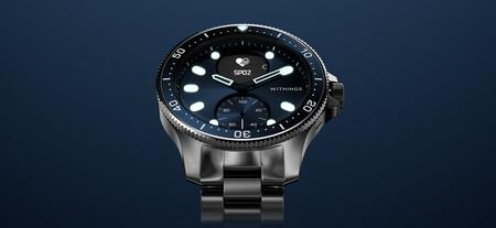 Withings ScanWatch Horizon: precio de lujo para un reloj híbrido que aguanta hasta 30 días y detecta la apnea del sueño