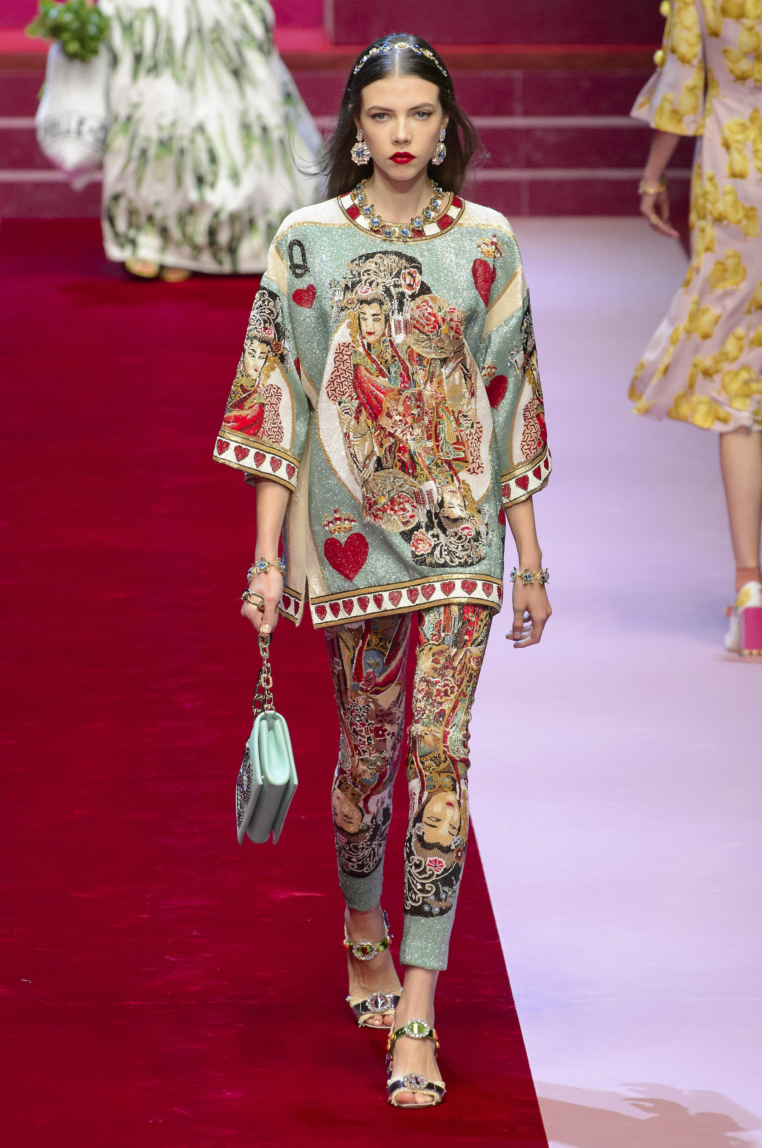Foto de Dolce&Gabbana Primavera/Verano 2018 (91/106)