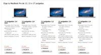 Nuevos MacBook Pro, la esperada actualización ya está aquí
