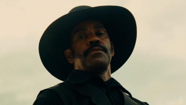 Denzel Washington lidera Los Siete Magníficos